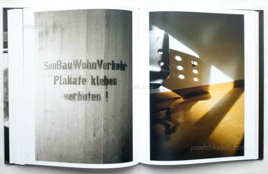 Sample page 16 for book  Krass Clement – Berlin Notat