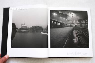 Sample page 1 for book  Krass Clement – Paris Carnet de Recherche