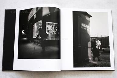 Sample page 3 for book  Krass Clement – Paris Carnet de Recherche