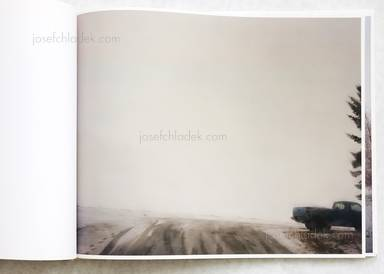 Sample page 1 for book  Todd Hido – A Road Divided