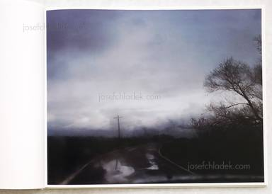 Sample page 2 for book  Todd Hido – A Road Divided