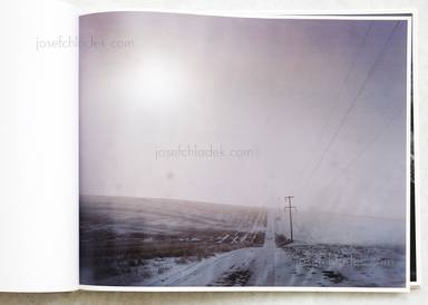 Sample page 3 for book  Todd Hido – A Road Divided