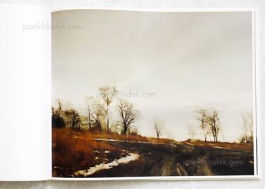 Sample page 6 for book  Todd Hido – A Road Divided