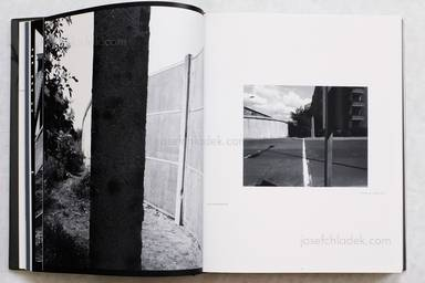 Sample page 3 for book  John Gossage – Berlin in the time of the wall