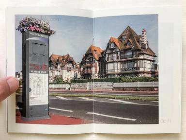 Sample page 3 for book Julie Delabarre – Deauville, ville fleurie