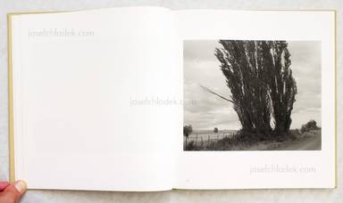Sample page 2 for book  Robert Adams – Tree Line