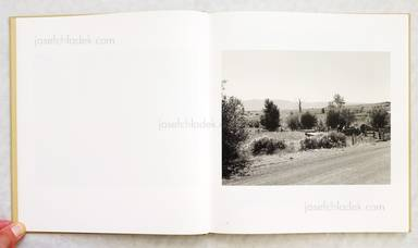 Sample page 3 for book  Robert Adams – Tree Line