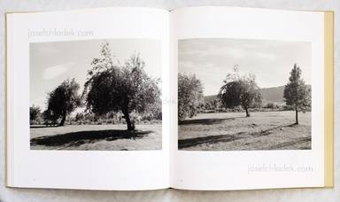 Sample page 5 for book  Robert Adams – Tree Line