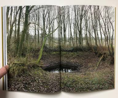 Sample page 9 for book  Peter Dekens – Shaky Ground / Traces of the Great War at the Ypres Salient