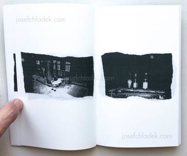 Sample page 3 for book  Pascal Anders – Einbahnstrasse
