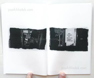 Sample page 6 for book  Pascal Anders – Einbahnstrasse