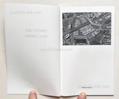Sample page 1 for book  Pascal Anders – Thirty-Six Ikea Stores