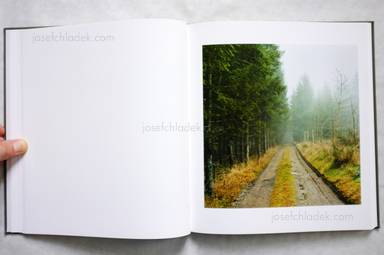 Sample page 3 for book  Bernhard Fuchs – Roads and Paths