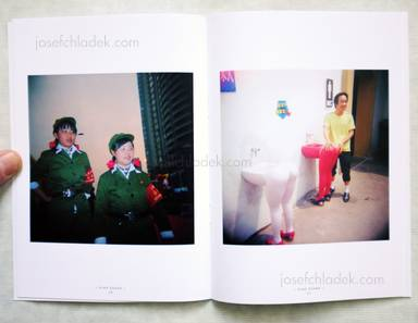 Sample page 3 for book  Xiao Zhang – They