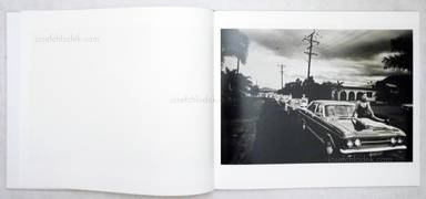 Sample page 2 for book  Trent Parke – Minutes to Midnight
