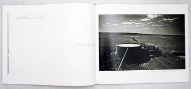 Sample page 3 for book  Trent Parke – Minutes to Midnight