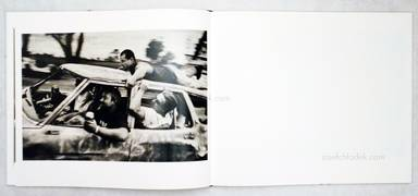 Sample page 4 for book  Trent Parke – Minutes to Midnight