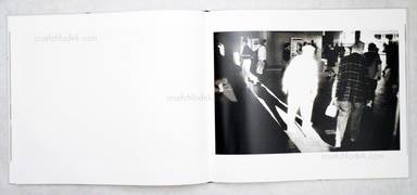 Sample page 5 for book  Trent Parke – Minutes to Midnight