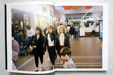 Sample page 2 for book  Michael Galinsky – Malls Across America