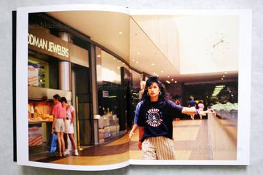 Sample page 3 for book  Michael Galinsky – Malls Across America
