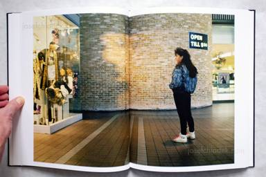 Sample page 6 for book  Michael Galinsky – Malls Across America
