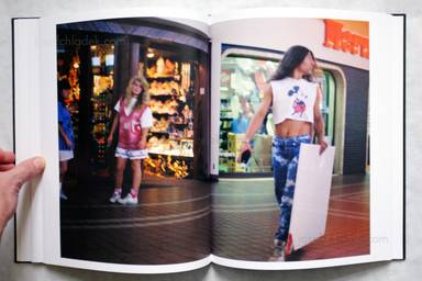 Sample page 7 for book  Michael Galinsky – Malls Across America