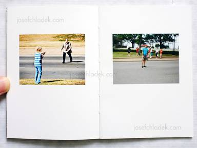 Sample page 9 for book  Joachim Schmid – X Marks the Spot