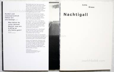 Sample page 1 for book  Lena Grass – Nachtigall