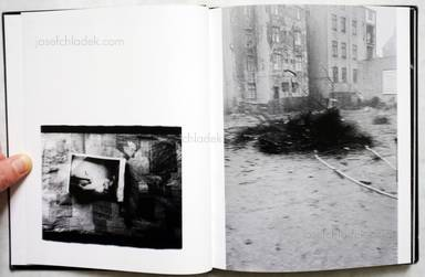 Sample page 1 for book  Anders Petersen – Du mich auch