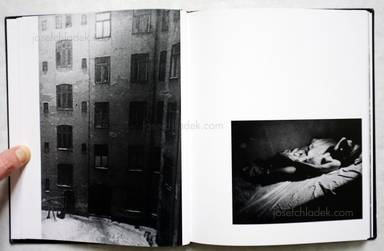 Sample page 3 for book  Anders Petersen – Du mich auch