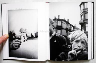 Sample page 4 for book  Anders Petersen – Du mich auch