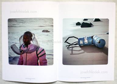 Sample page 11 for book  Cristina de Middel – Afronauts