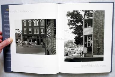 Sample page 1 for book  George Tice – Seldom Seen