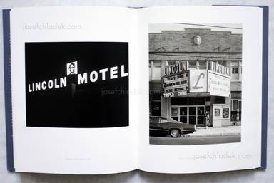 Sample page 6 for book  George Tice – Seldom Seen