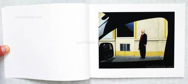 Sample page 1 for book  Thomas Bonfert – Diary of a field worker 2006-2013