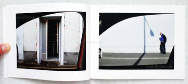 Sample page 2 for book  Thomas Bonfert – Diary of a field worker 2006-2013