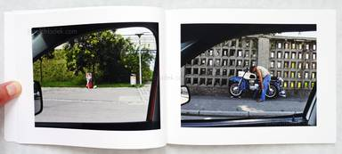 Sample page 3 for book  Thomas Bonfert – Diary of a field worker 2006-2013