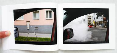 Sample page 4 for book  Thomas Bonfert – Diary of a field worker 2006-2013