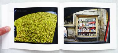 Sample page 5 for book  Thomas Bonfert – Diary of a field worker 2006-2013