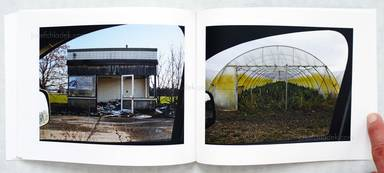 Sample page 8 for book  Thomas Bonfert – Diary of a field worker 2006-2013