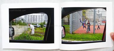 Sample page 9 for book  Thomas Bonfert – Diary of a field worker 2006-2013