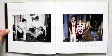 Sample page 1 for book  Bertien van Manen – Moonshine