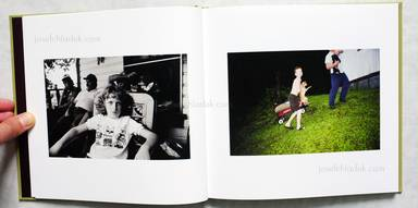 Sample page 2 for book  Bertien van Manen – Moonshine