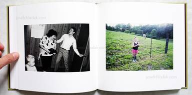 Sample page 6 for book  Bertien van Manen – Moonshine