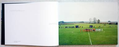 Sample page 1 for book  Hans van der Meer – Spielfeld Europa: Landschaften der Fußball-Amateure / European Fields: The Landscape of Lower League Football