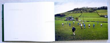 Sample page 3 for book  Hans van der Meer – Spielfeld Europa: Landschaften der Fußball-Amateure / European Fields: The Landscape of Lower League Football