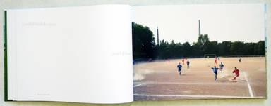 Sample page 5 for book  Hans van der Meer – Spielfeld Europa: Landschaften der Fußball-Amateure / European Fields: The Landscape of Lower League Football