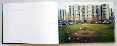 Sample page 6 for book  Hans van der Meer – Spielfeld Europa: Landschaften der Fußball-Amateure / European Fields: The Landscape of Lower League Football