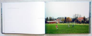Sample page 8 for book  Hans van der Meer – Spielfeld Europa: Landschaften der Fußball-Amateure / European Fields: The Landscape of Lower League Football