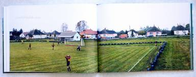 Sample page 11 for book  Hans van der Meer – Spielfeld Europa: Landschaften der Fußball-Amateure / European Fields: The Landscape of Lower League Football
